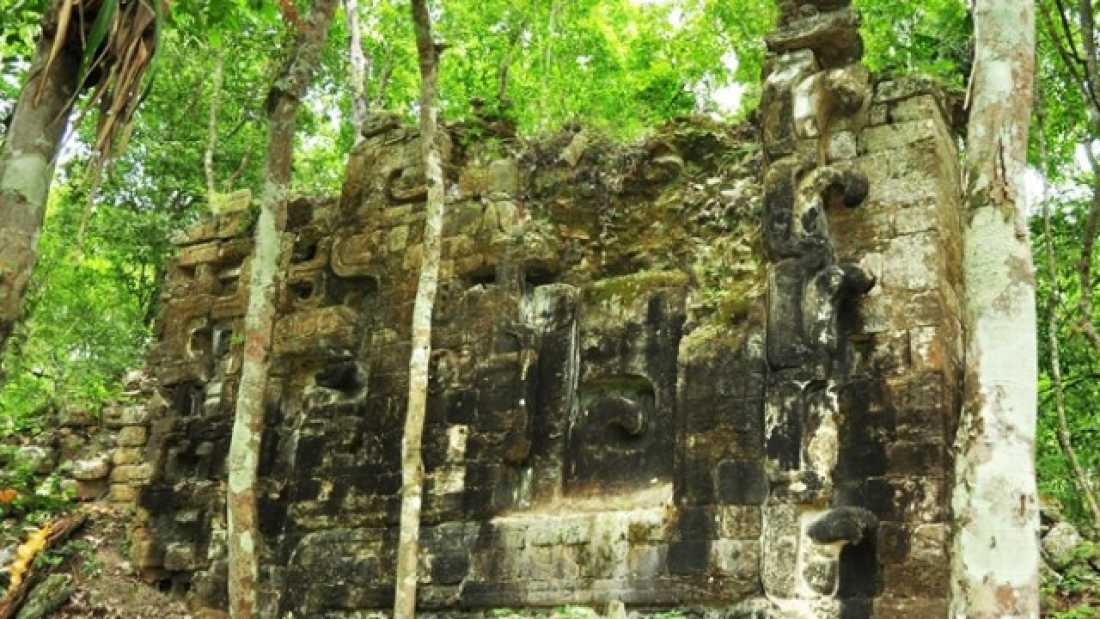 1860 Two Ancient Maya Cities Unearthed In Mexican Jungle