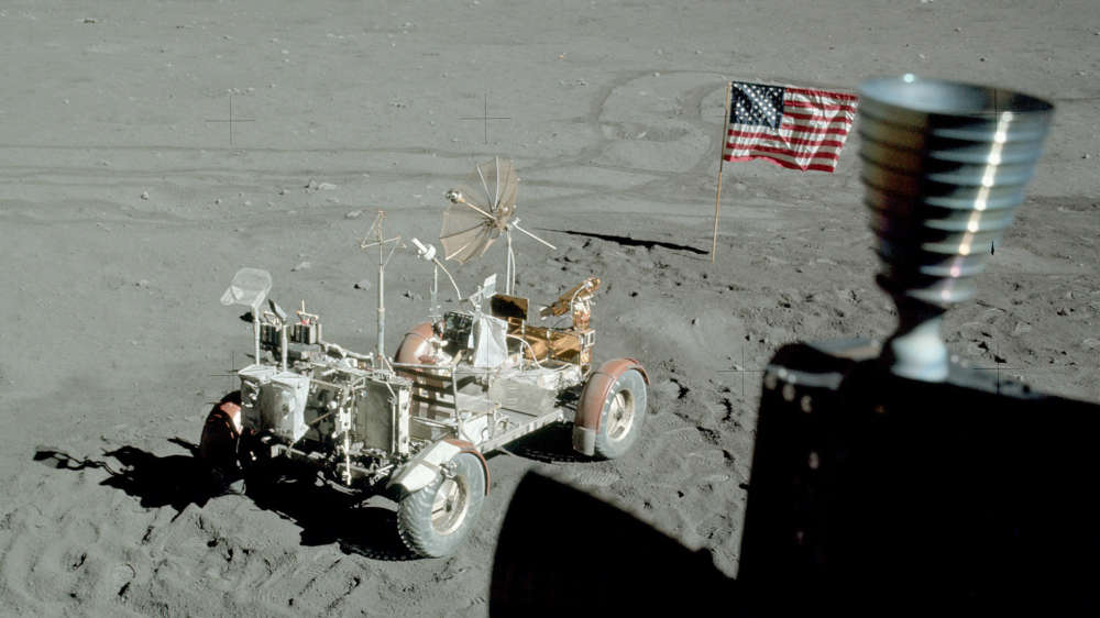 Apollo 17 Landing Site To Be Revisited In Attempt To Win ...