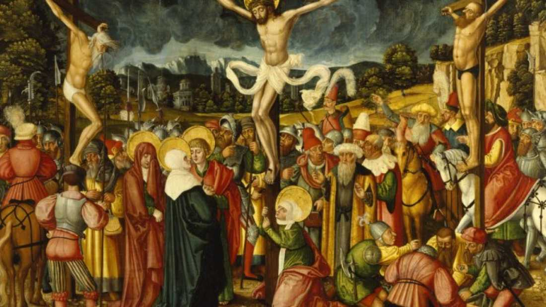 519 Was Jesus Really Nailed To The Cross?