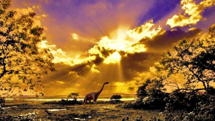 Default Dinosaurs Could Have Survived The Asteroid Study Finds on plants around us