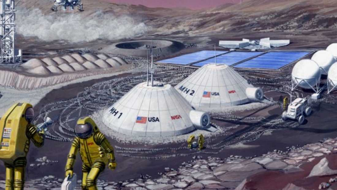 631 Here's How We Could Build A Colony On An Alien World