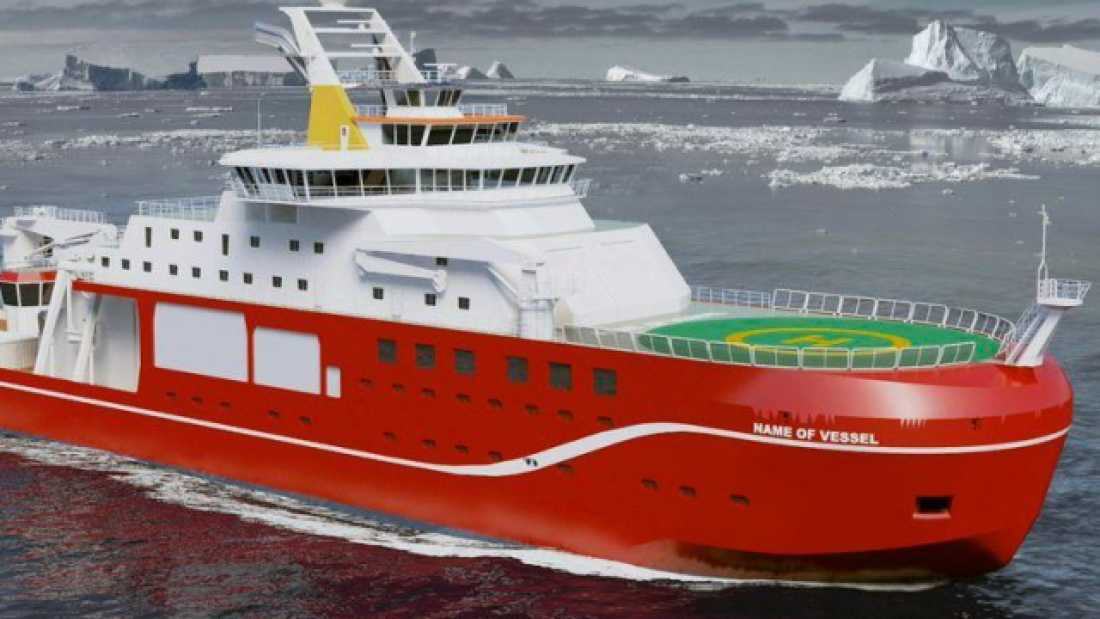 504 $300M Antarctic Research Ship Could Be Named 'Boaty McBoatface' After Online Vote
