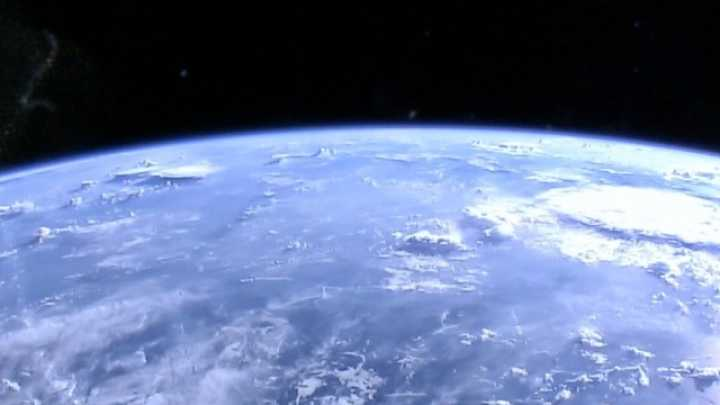 view from space station live - photo #15