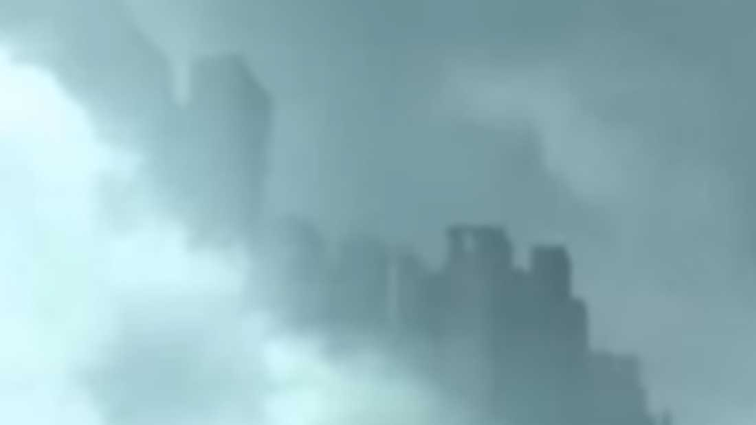 3023 What Caused China's 'Floating City' In The Sky?