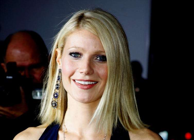 Gwyneth Paltrow says she beat postpartum depression without medicines