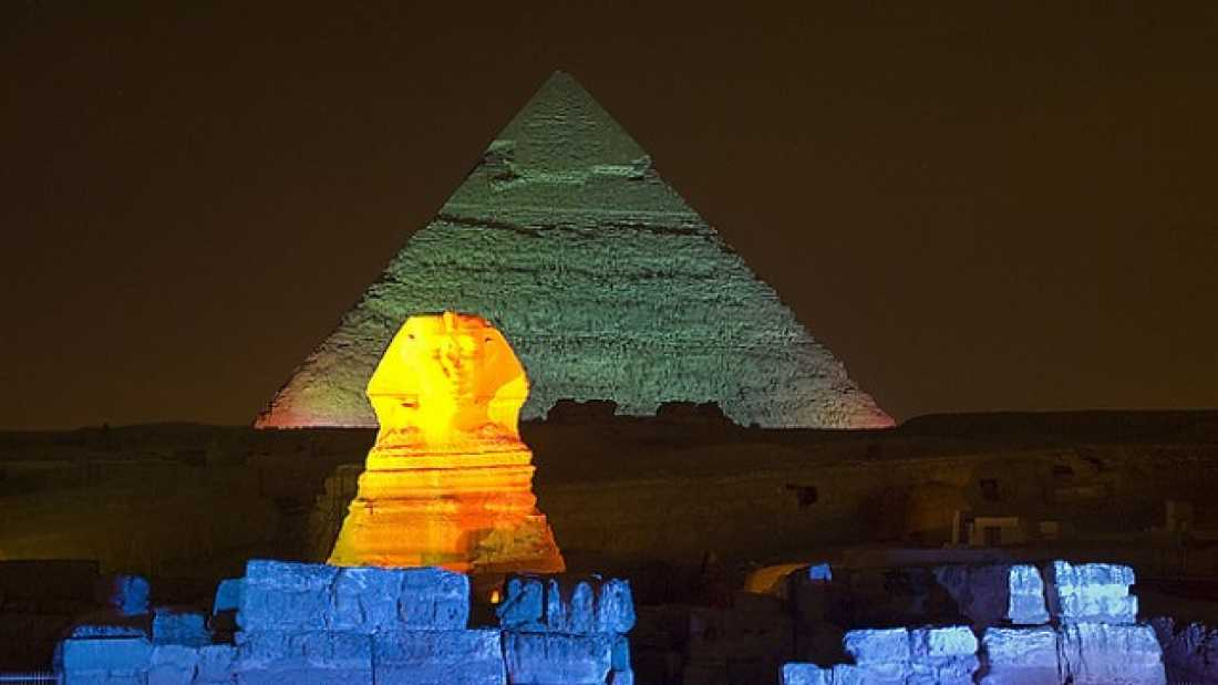 3565 Scientists Have Found Something Very Mysterious In The Great Pyramid Of Giza
