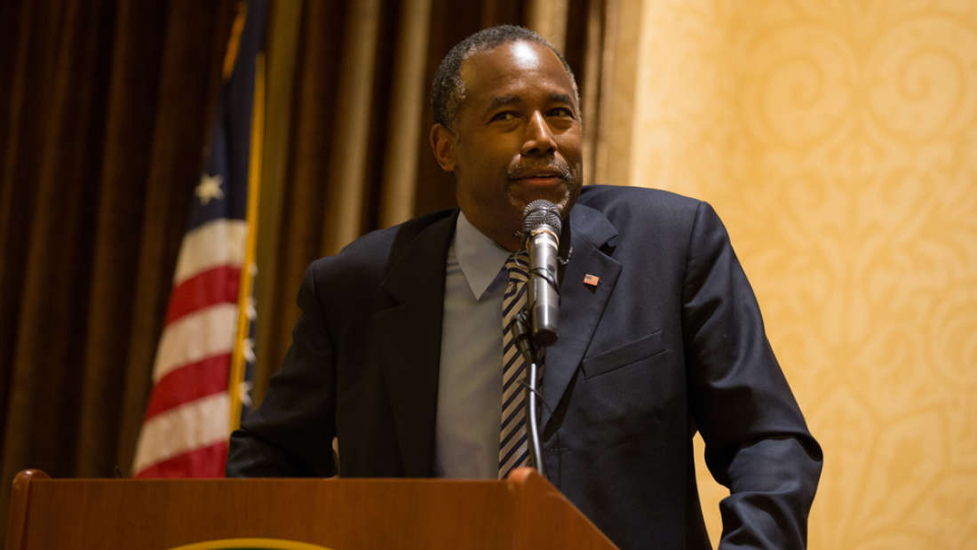 Young Earth Creationist Ben Carson