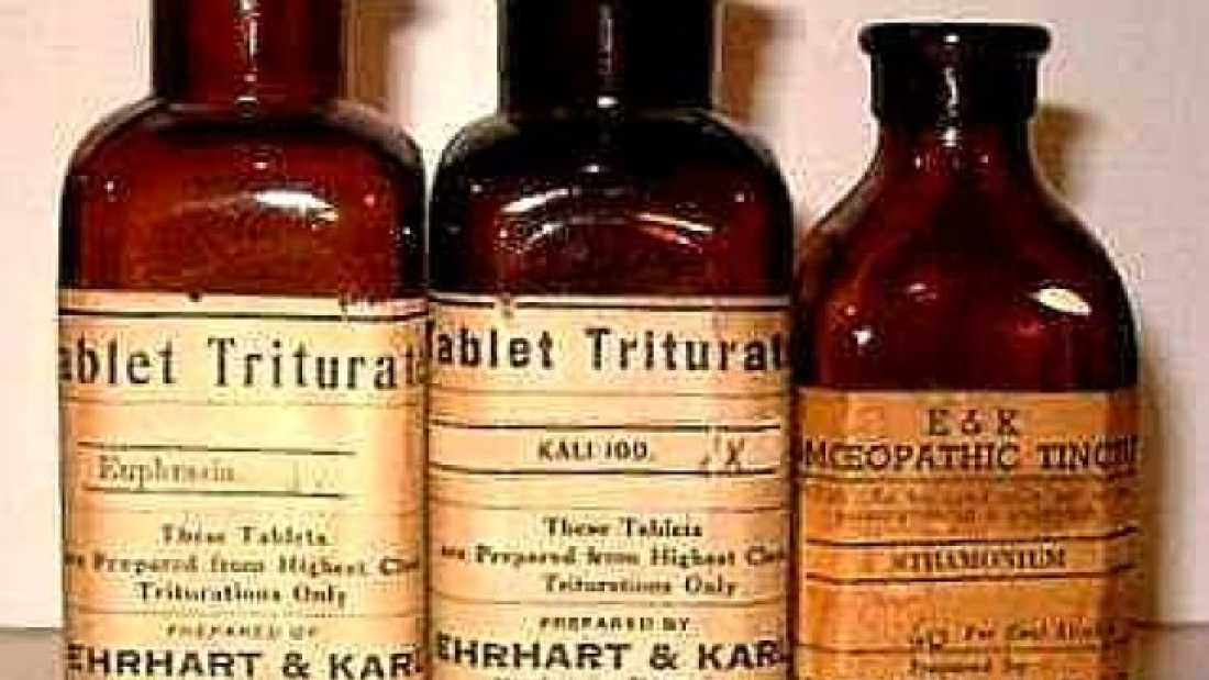 634 Meta Study Confirms Homeopathy Doesn't Work