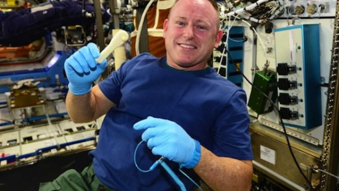 331 NASA Just Emailed A Wrench To The International Space Station