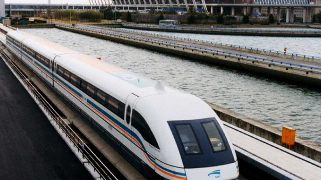 1496 Can Magnetically Levitating Trains Run At 3,000km/h?