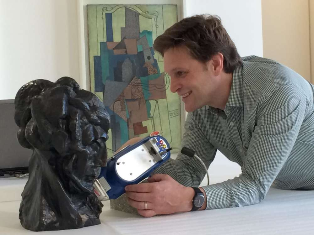 Technology peers into Picasso's Art, revealing creation process