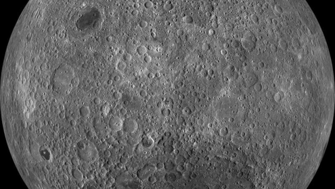 1164 55 Year Old Mystery About The Dark Side Of The Moon Solved