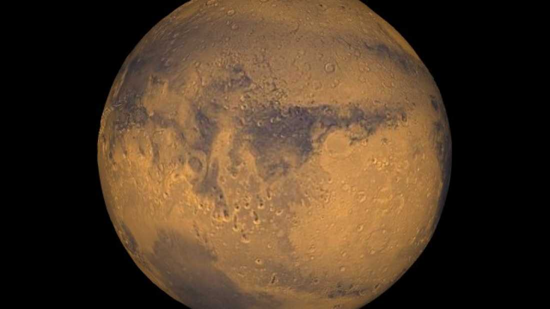 2576 NASA Will Announce A Major Mars Discovery On Monday
