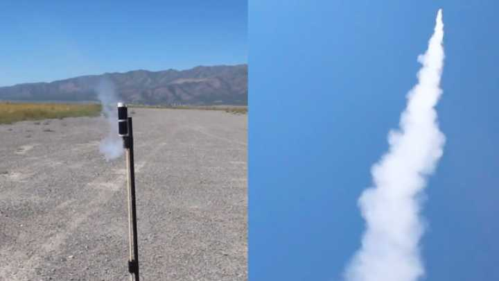 How To Make A Rocket That Can Shoot 700 Metres Using Sugar