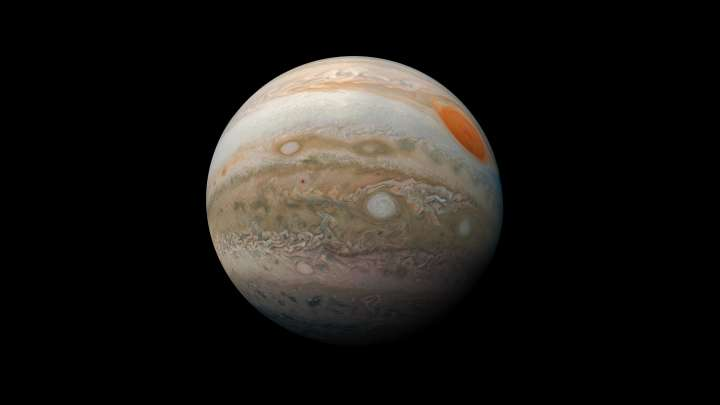 Amateur Astronomer Catches Meteorite Hitting Jupiter