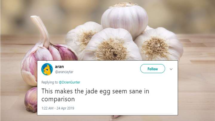 Please Do Not Put Garlic In Your Vagina (Apparently It Has
