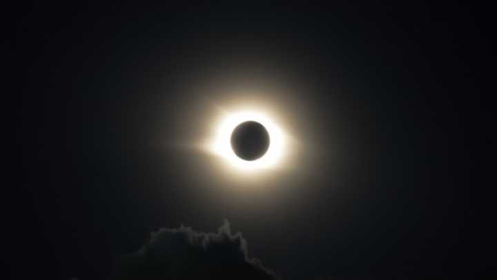 Watch Today's Total Solar Eclipse LIVE
