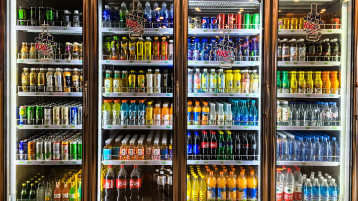 Energy Drink Banned After Reports Of Dangerously Prolonged Erections