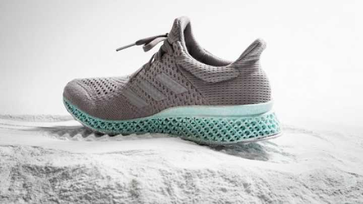 These 3D-Printed Sneakers Are Made From The Trash We Throw Into The Ocean