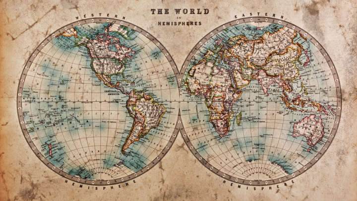 This new map may be the closest to what the world actually looks this new map may be the closest to what the world actually looks like yet iflscience gumiabroncs Image collections