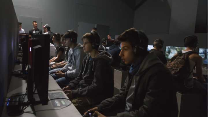 Study Finds Gamers Have Greater Cognitive Function And More Grey Matter