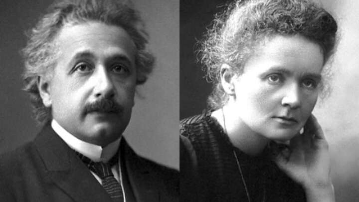 Albert Einstein Told Marie Curie To Ignore The Haters