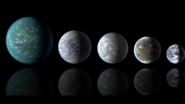 Earth-Sized Exoplanet In Habitable Zone Announcement Close