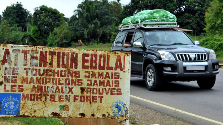 Ebola Resurgence Confirmed As US To Withdraw Funding From The WHO