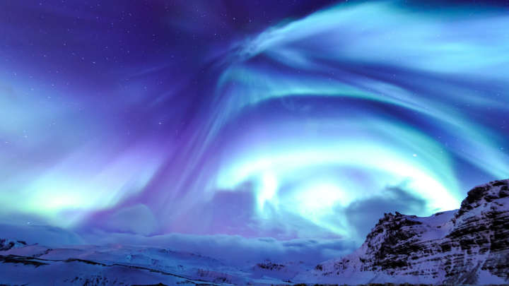 A Solar Storm Put A Crack In Earth S Magnetic Field