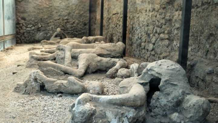 Image result for pompeii people