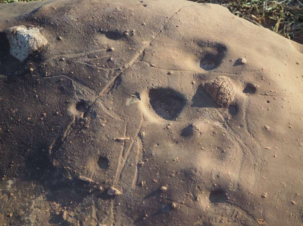 Ancient rock carvings found in the world's largest impact crater in South Africa Content-1560514340-thumbnail-carving-1