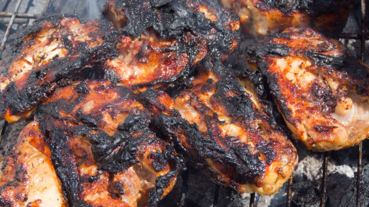 Does Burnt Food Give You Cancer?