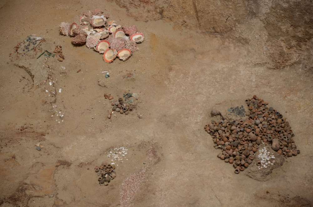 Noble Inca Tomb Containing The Bodies Of Sacrificed Children Uncovered In Peru