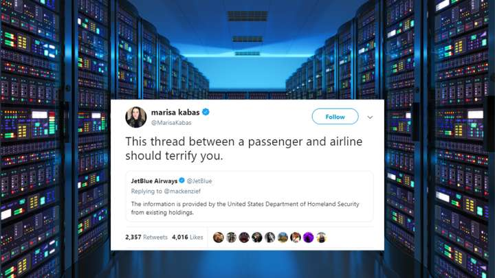 This Conversation Between A Passenger And An Airline Should Absolutely Terrify You