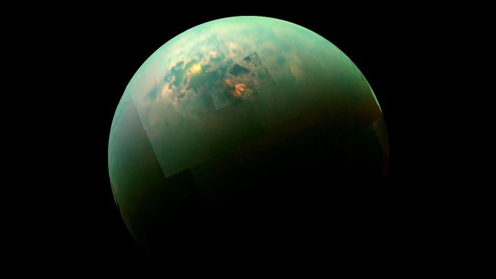 The Chemistry Of Titan Could Pave The Way For Future Life