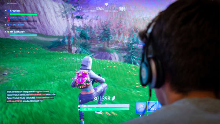 - how fortnite affects the brain