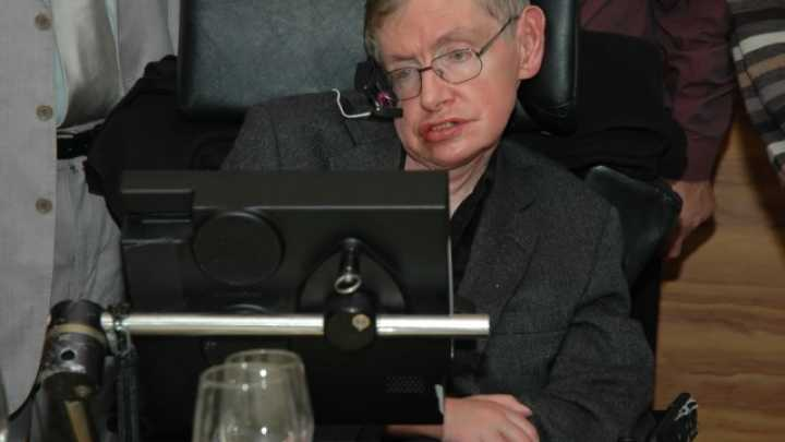 Stephen Hawking Image: You Can Now Download Stephen Hawking's Voice Software For