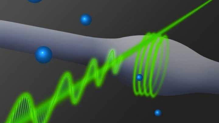 In Quantum Breakthrough, Scientists Get Two Photons To Interact