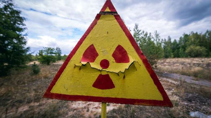 Drone Survey Reveals Unknown Radioactive Hotspots In
