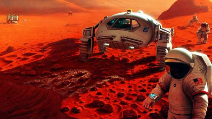 NASA Is Looking For Your Ideas To Live Off The Land On Mars
