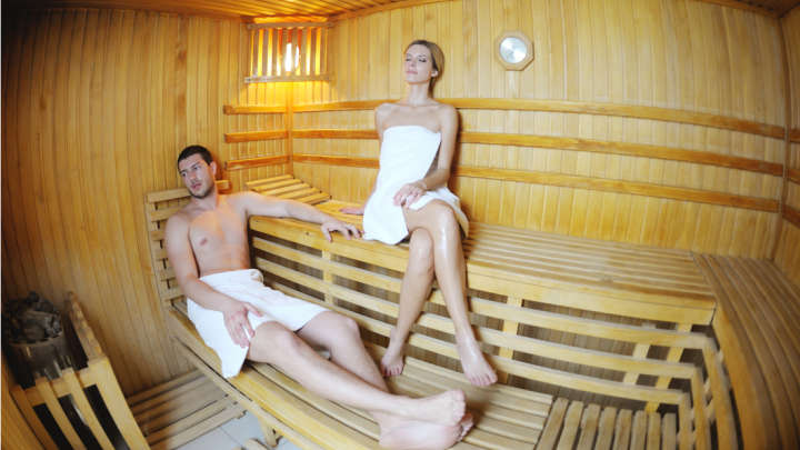The Secret To A Long And Healthy Life? Go To The Sauna, Suggests Research