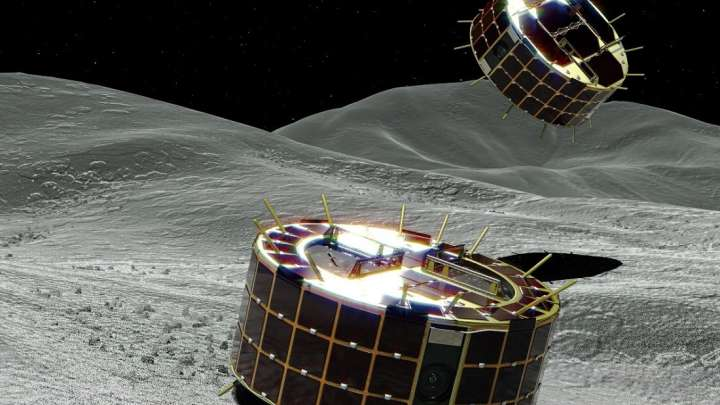 Japan Has Successfully Landed The First Ever Rovers On An Asteroid