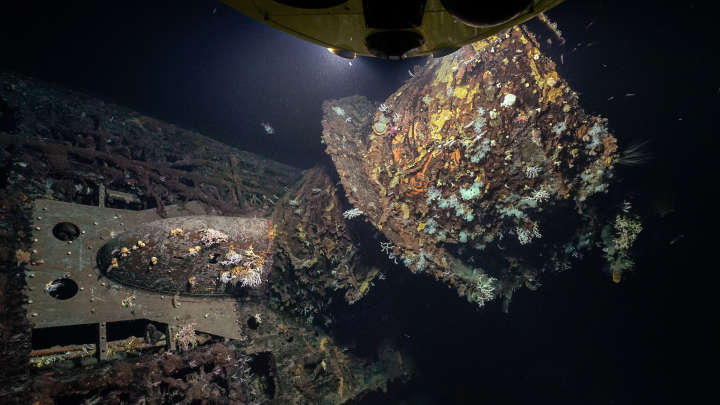 Nazi Submarine Wreck Immortalized In Cinema Found In Atlantic Ocean
