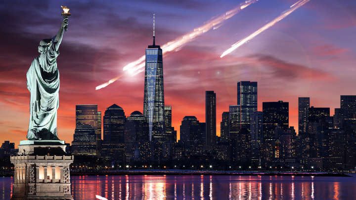 NASA's Asteroid Impact Simulation Ended With New York City ...