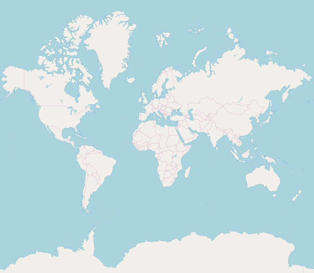 Real Size Of Countries World Map.These Maps Show How Big Countries Really Are And Now We Don T Know