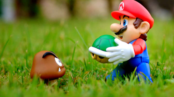 Playing Super Mario 64 Increases Gray Matter In Old People ...