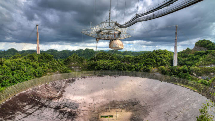 Iconic Arecibo Observatory Faces Closure Due To Lack Of ...