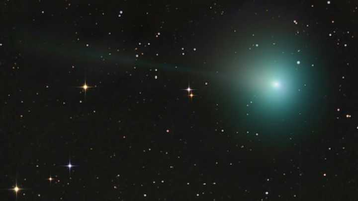 How To See Christmas Comet 46P/Wirtanen With The Naked