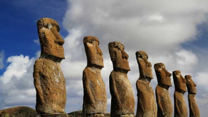 Mystery Of Easter Island Inhabitants Deepens