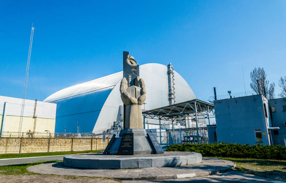 Chernobyl's Old Sarcophagus Is On The Verge Of Collapse